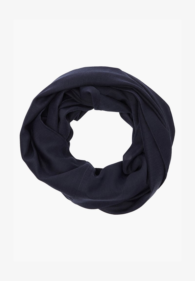 s.Oliver - FEINER LOOP - Snood - dark blue