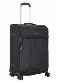 Hardware - 3 PACK - Luggage set - black - 2