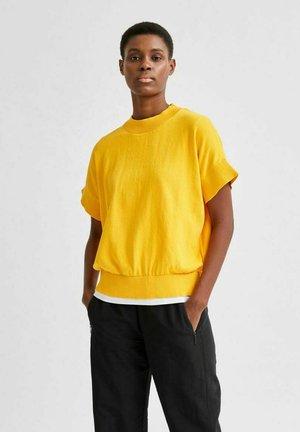 SLFMAJA - Print T-shirt - citrus