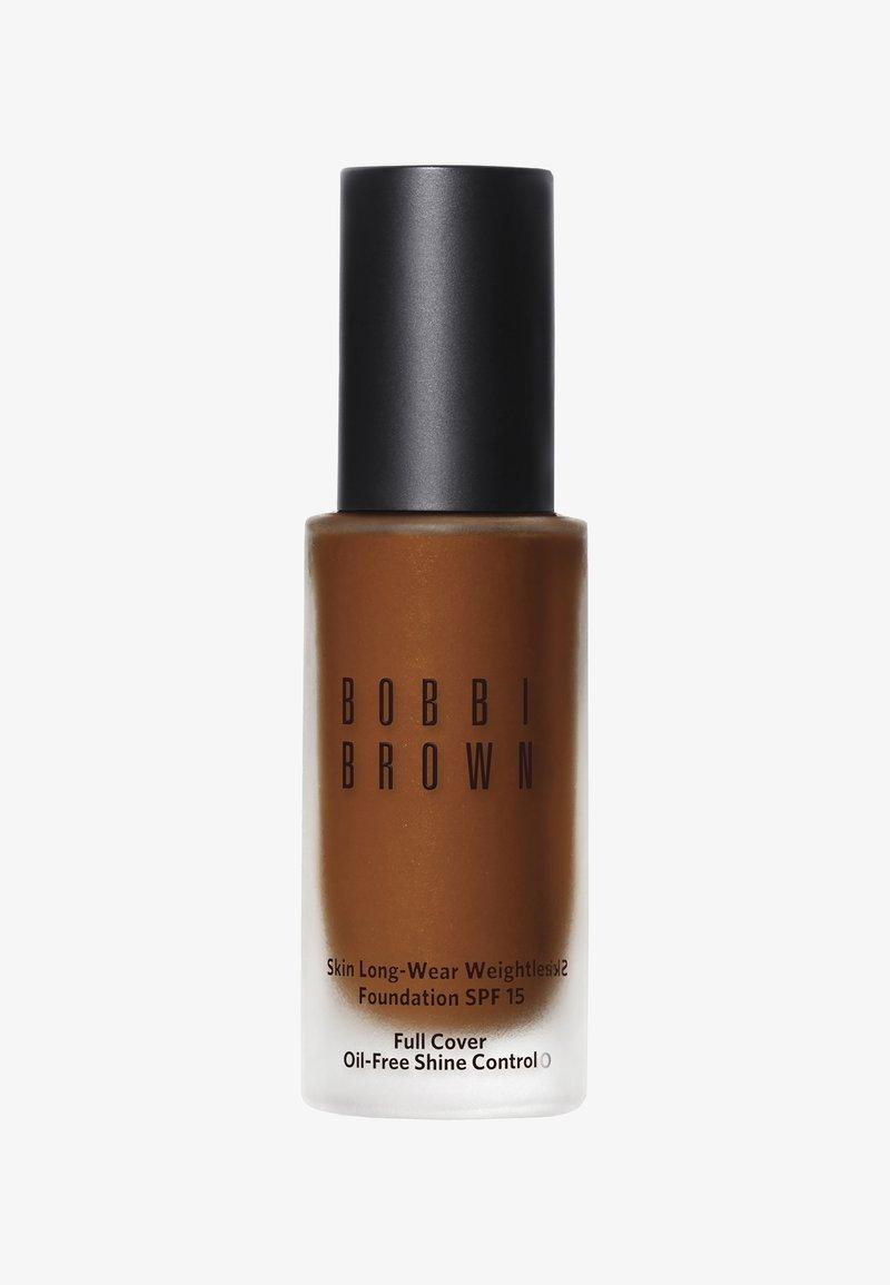 Bobbi Brown - SKIN LONG WEAR WEIGHTLESS FOUNDATION SPF15 - Fondotinta - cool almond