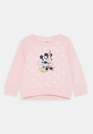 TODDLER GIRL MINNIE MOUSE  - Sweatshirt - rose