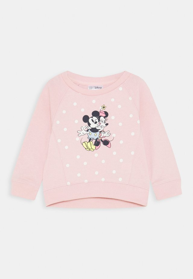 TODDLER GIRL MINNIE MOUSE  - Sudadera - rose