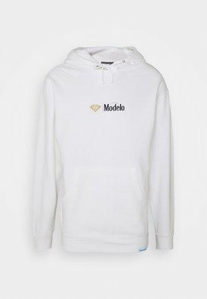 ESPECIAL HOODIE - Hoodie - white