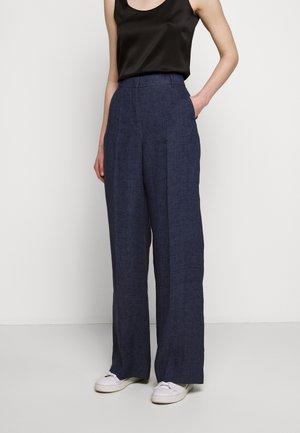 RAGUSA - Trousers - blau