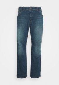 Cars Jeans - BATES PLUS - Straight leg jeans - green cast - 0