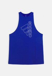 TECH BOS TANK - Sports shirt - royal blue/white