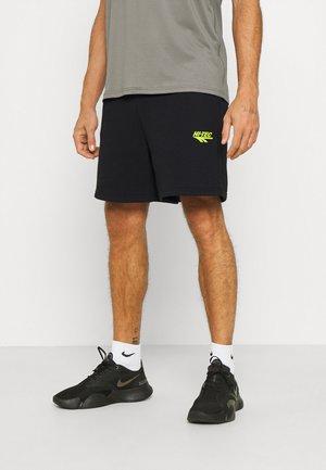 CHARLIE BASIC SHORTS - Sports shorts - black