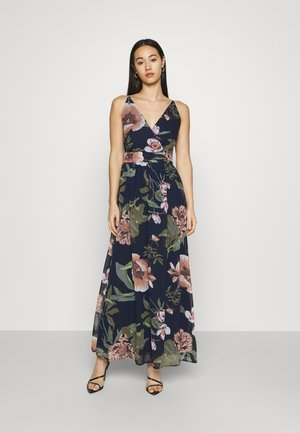 VMKATNISS MAXI DRESS  - Robe longue - navy blazer