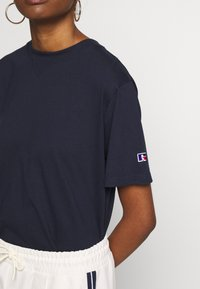 Russell Athletic Eagle R - ALABAMA - Basic T-shirt - navy - 5