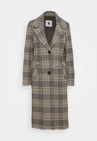 s.Oliver - LANGARM - Classic coat - brown - 0