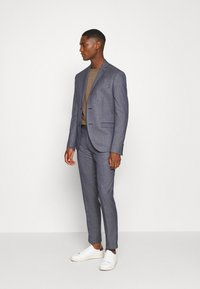Isaac Dewhirst - TEXTURE SUIT - Costume - blue - 1
