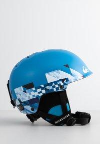 Quiksilver - EMPIRE B HLMT BNL5 - Helm - brilliant blue check forever - 3