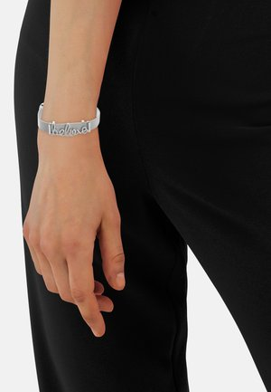 ARMBAND BELIEVE - Bransoletka - silberfarben poliert