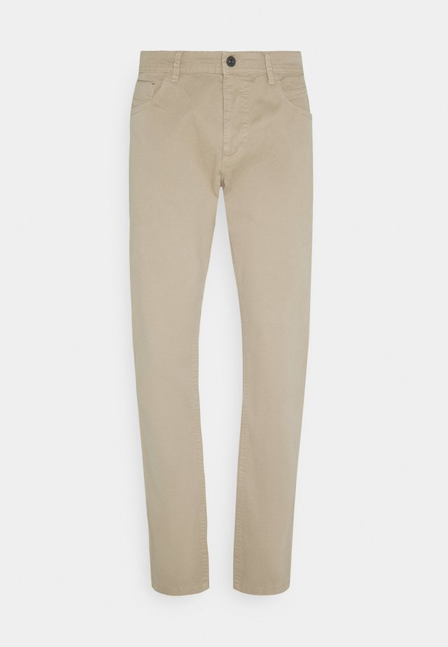 AUTENTIC MODERN - Trousers - sand