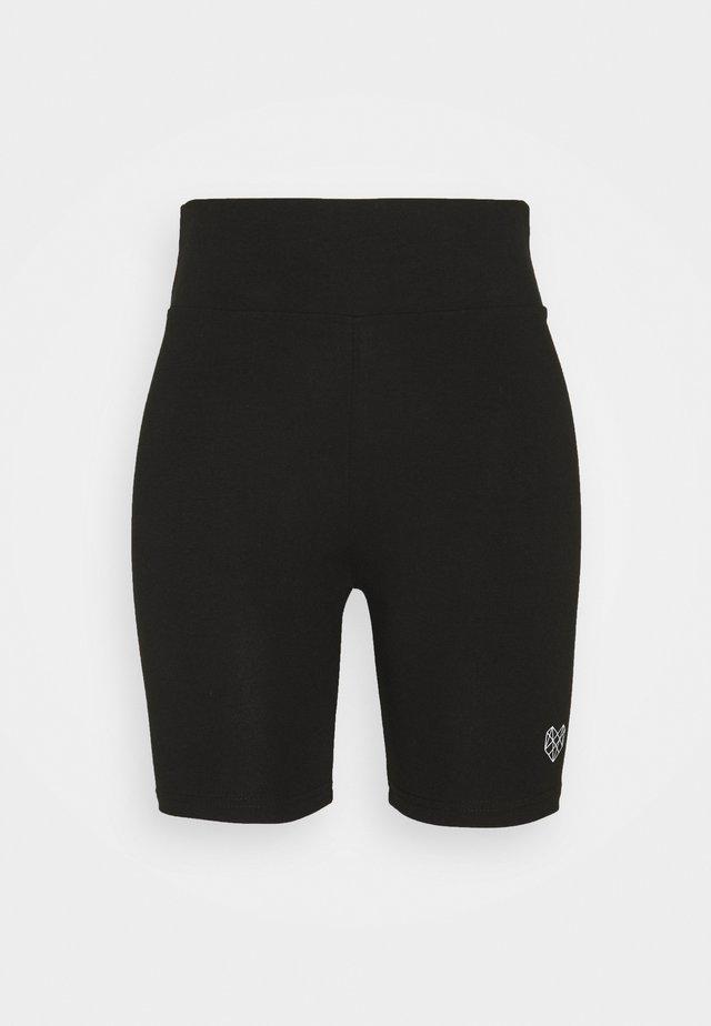 VISTA CYCLING SHORT - Collant - black