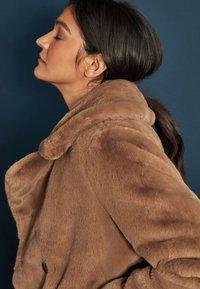 Next - Winter jacket - brown - 2