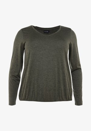 ASAN FRAN - Long sleeved top - ivy green
