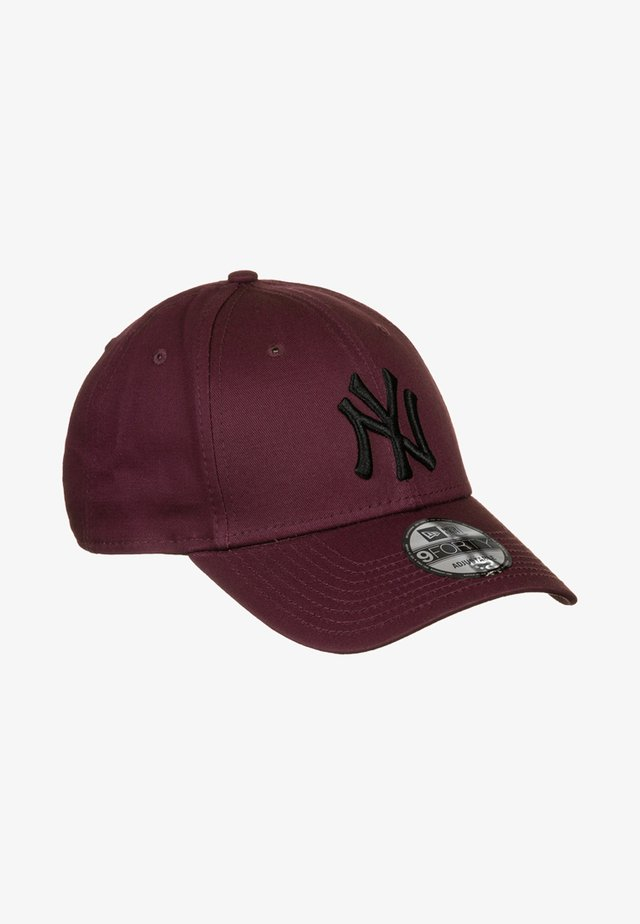 NEW YORK YANKEES LEAGUE ESSENTIAL - Cappellino - maroon