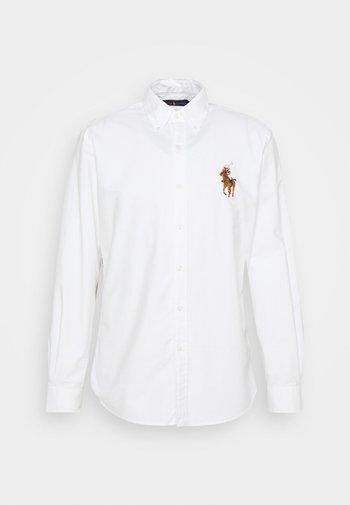 LONG SLEEVE - Skjorte - white