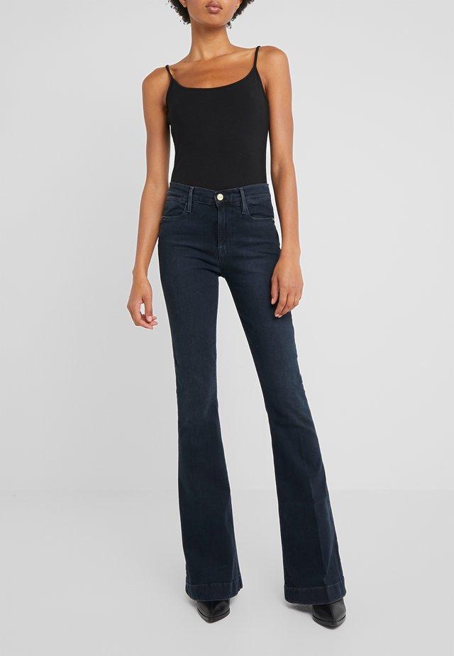 Flared Jeans - wayfarer