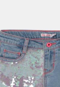 Billieblush - Denim shorts - light-blue denim - 2
