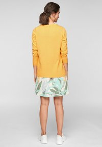 s.Oliver - VESTE - Cardigan - bright yellow - 2