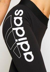 adidas Performance - Leggings - black - 5