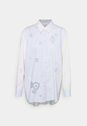 ICON OXFORD  - Button-down blouse - ithaca/multi