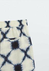 Massimo Dutti - Shorts - blue - 6