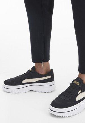 PUMA DEVA SUEDE WOMEN'S TRAINERS FEMALE - Sneaker low - black-marshmallow