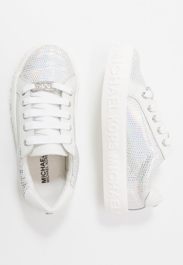 ZIA LEMON JAYANA - Sneakersy niskie - silver metallic