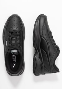 Puma - CILIA MODE - Sneakersy niskie - black/silver - 3