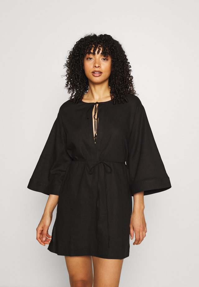 JETSET KAFTAN - Strand accessories - black