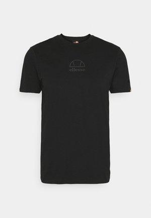DANARI - T-shirt imprimé - black