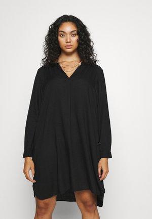 KNEE DRESS - Vestito estivo - black