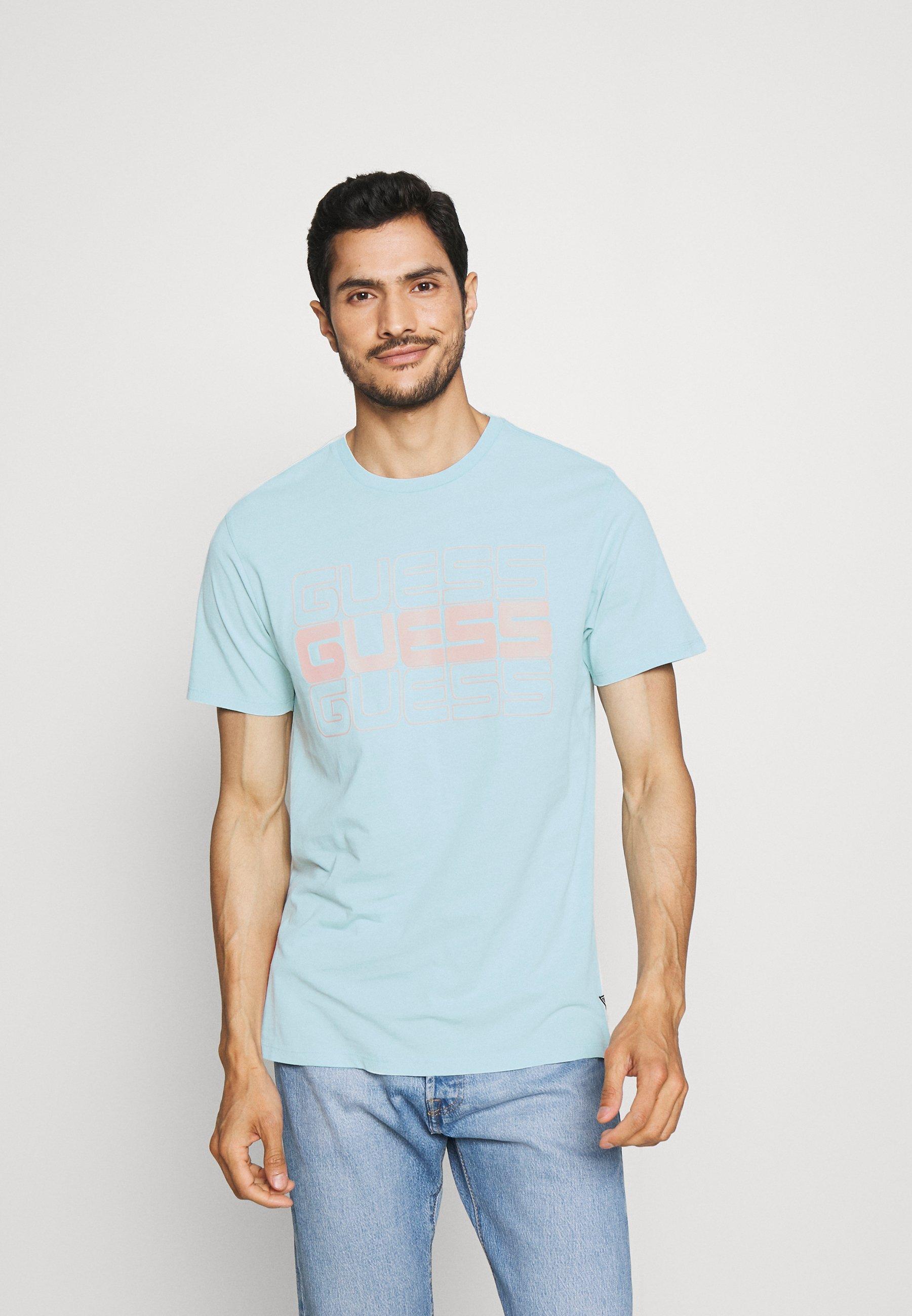 Hombre STACKED LOGO TEE - Camiseta estampada