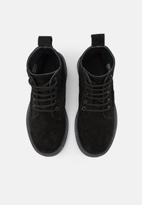 DECHASE - GUZO UNISEX - Lace-up ankle boots - black - 3