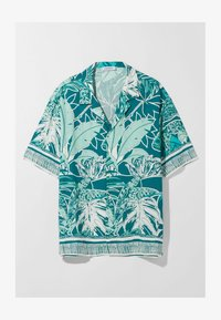 Bershka - Shirt - turquoise - 4