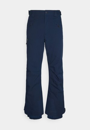 KICK TURN PANT - Täckbyxor - collegiate navy