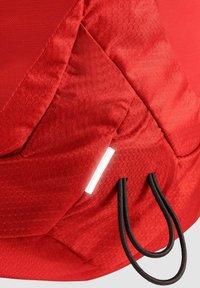 Jack Wolfskin - CROSSTRAIL  - Hiking rucksack - fiery red - 2