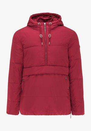 Winter jacket - rot