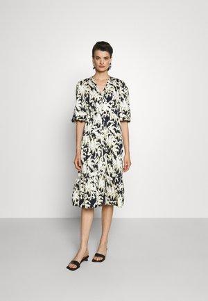CAMILLE DRESS - Shirt dress - new navy
