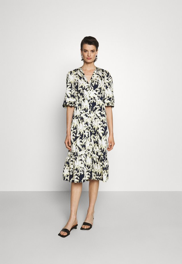 CAMILLE DRESS - Sukienka koszulowa - new navy