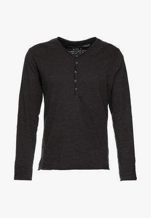 GINGER - Langærmede T-shirts - anthracite