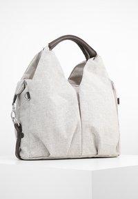 Lässig - NECKLINE BAG - Sac à langer - choco melange - 2