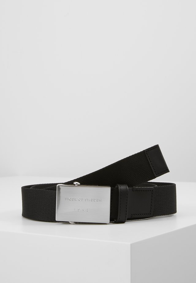 ALBAN - Cintura - black