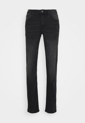 COPENHAGEN - Straight leg jeans - charcoal