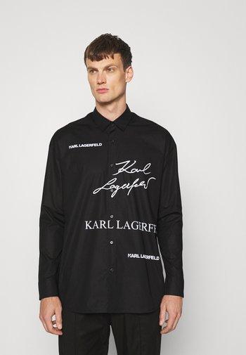 SHIRT CASUAL - Shirt - black