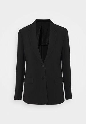 SAMIRA - Cappotto corto - black