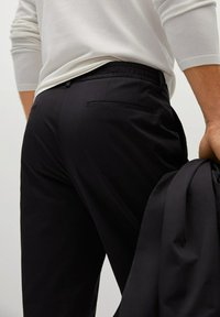 Mango - COOL - Trousers - schwarz - 4